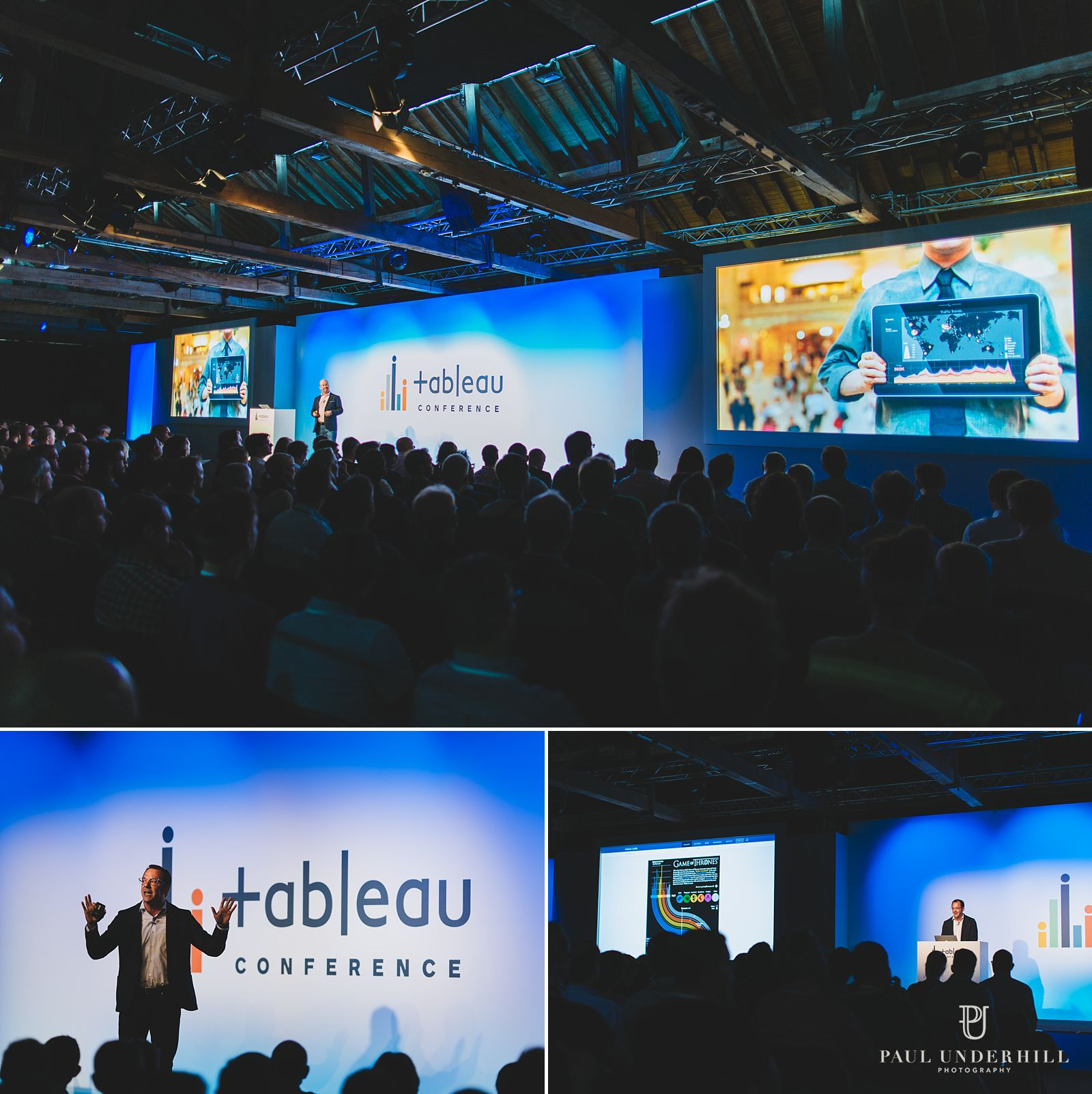 Keynote photography in London