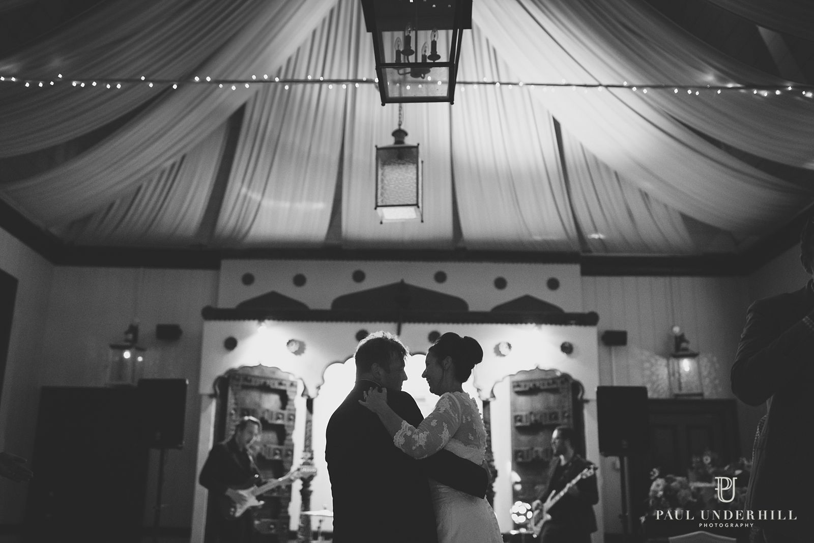 Larmer Tree gardens first dance