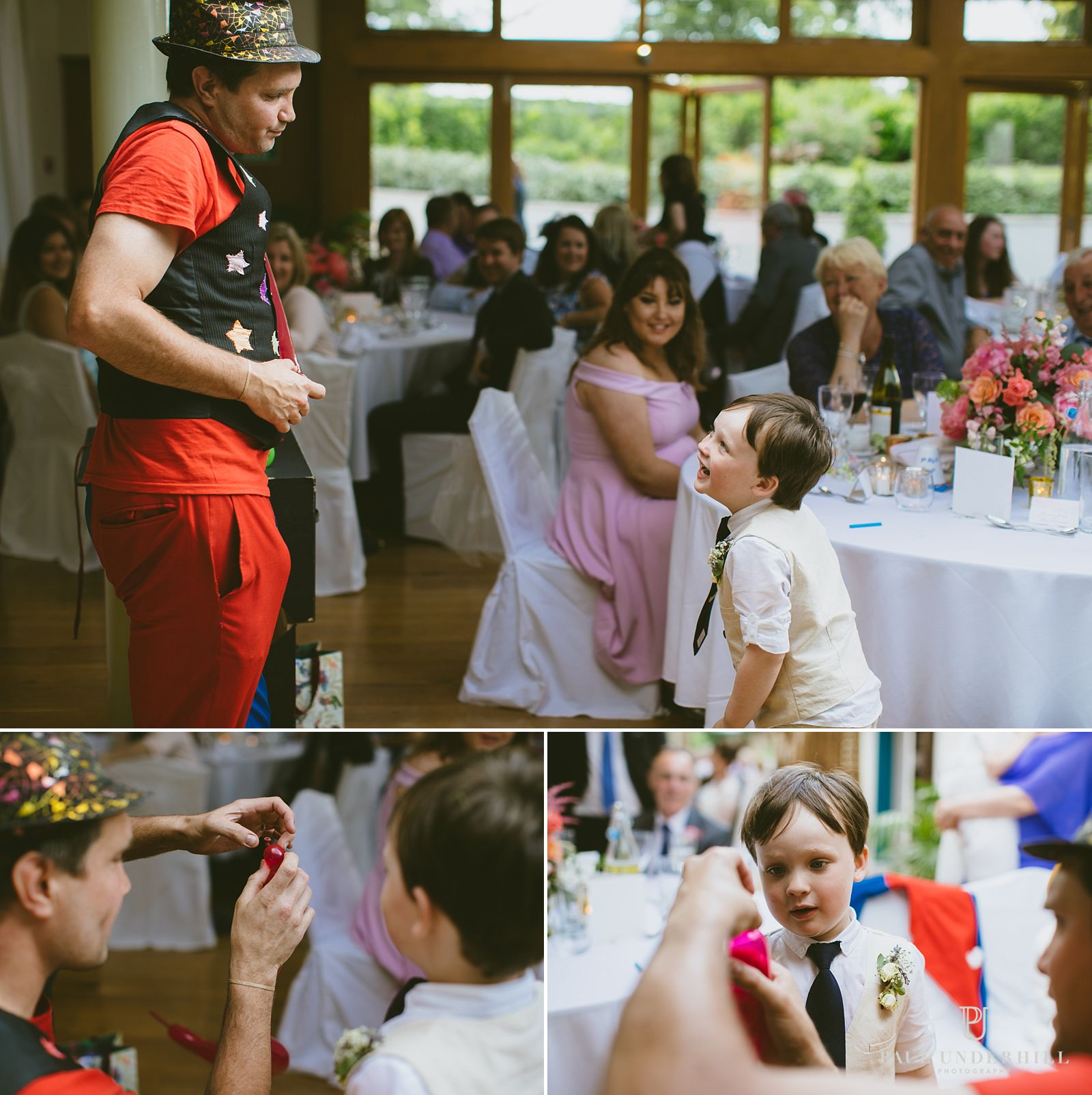Magic Jack Magic at wedding