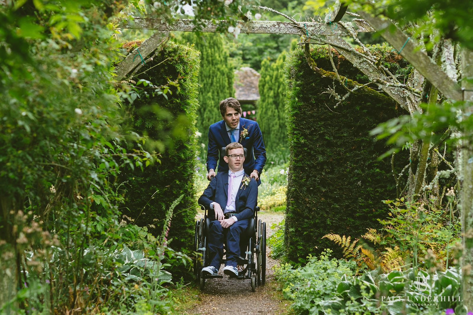 Moreton Manor house garden wedding