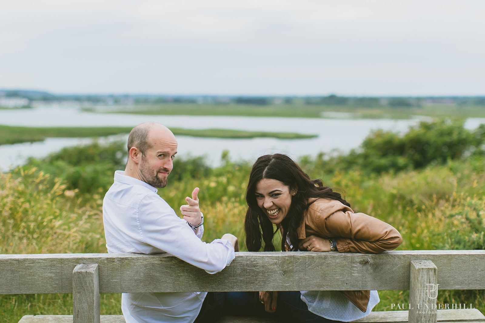 Pre-wedding photography in Dorset