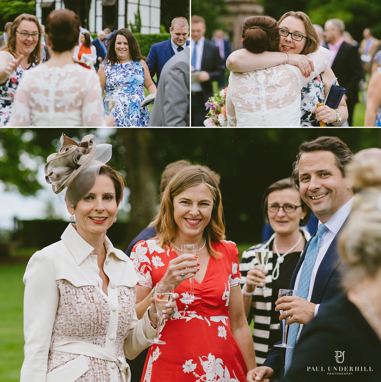 Reportage photography Wiltshire wedding