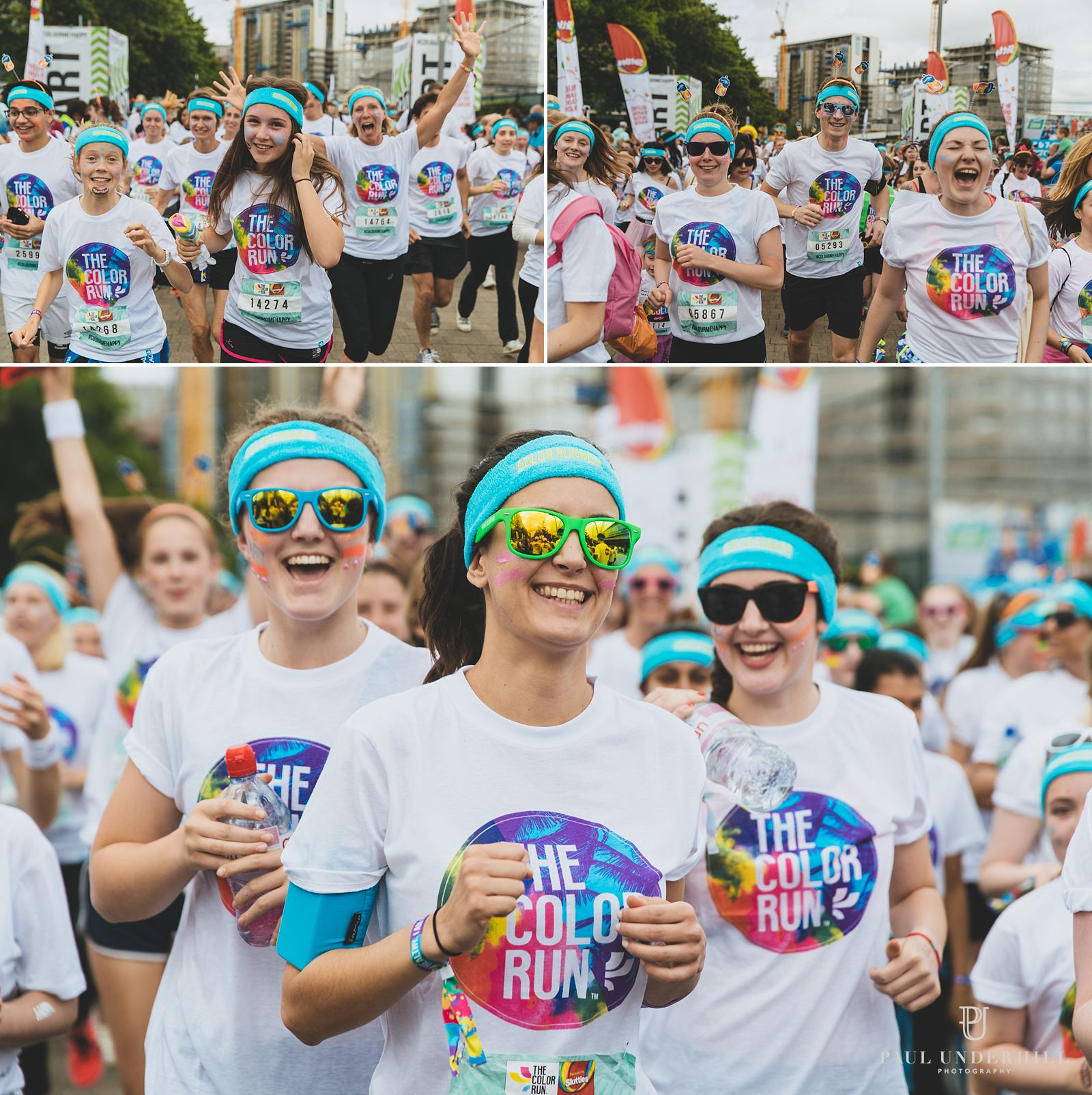 The Color Run event London