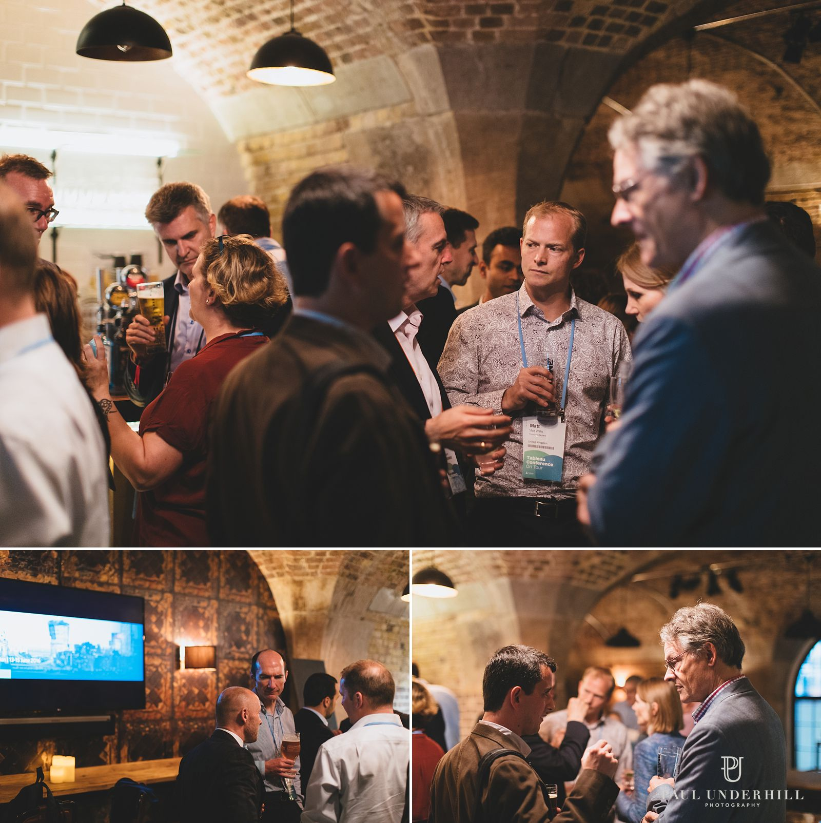 VIP event at London conference