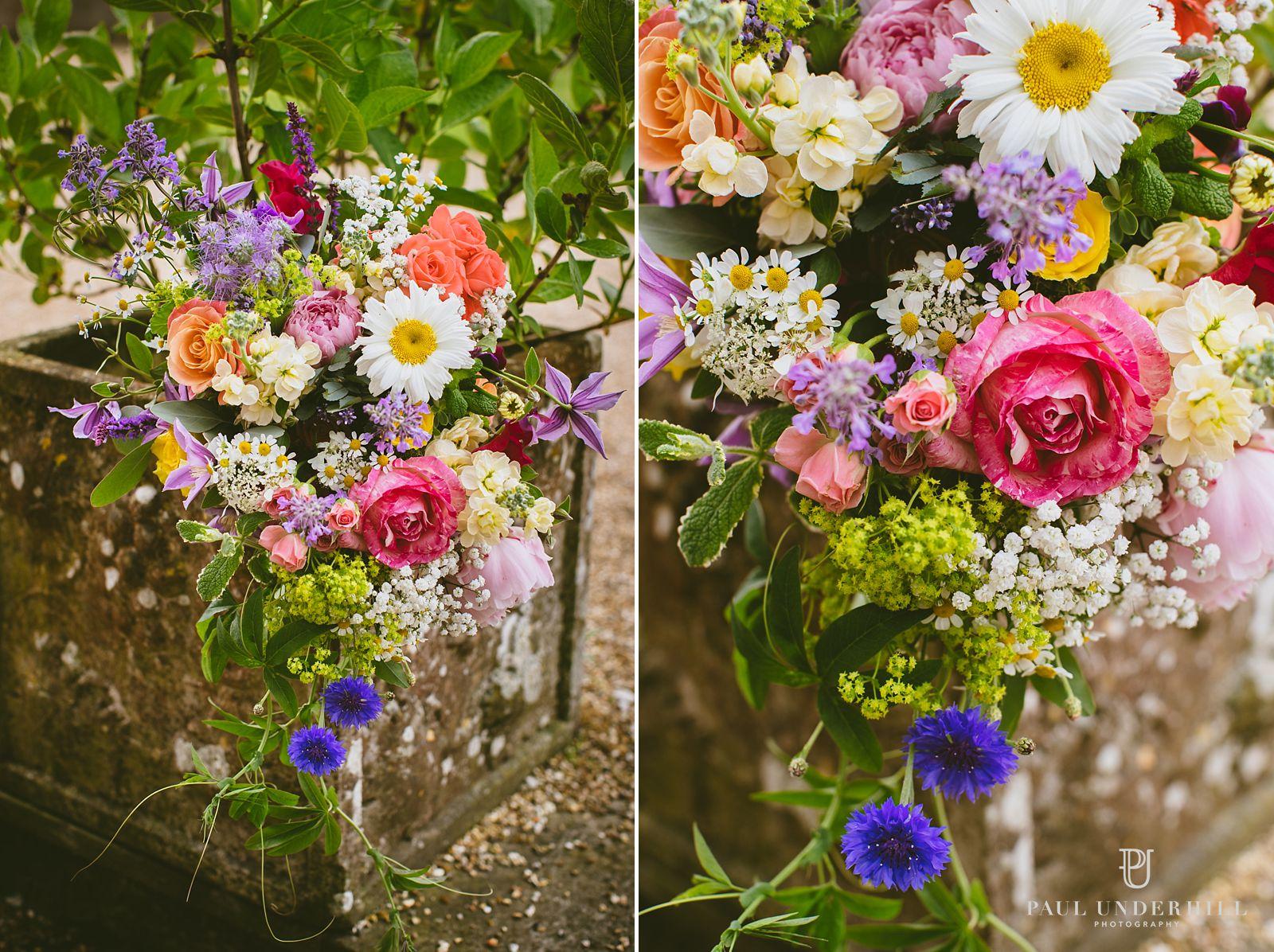 Wedding bouquet Dorset