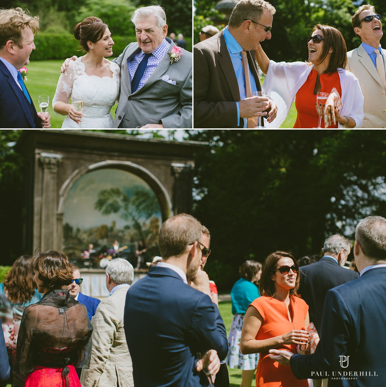 Weddings at Larmer Tree