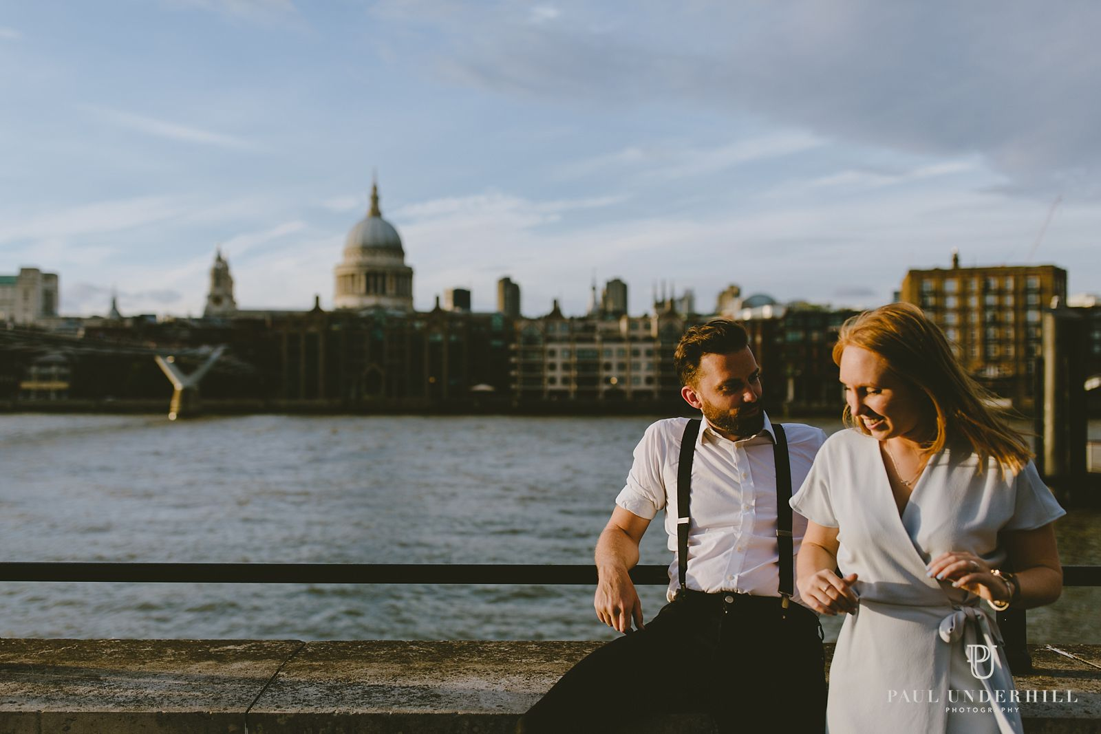 Artistic couples photography in London