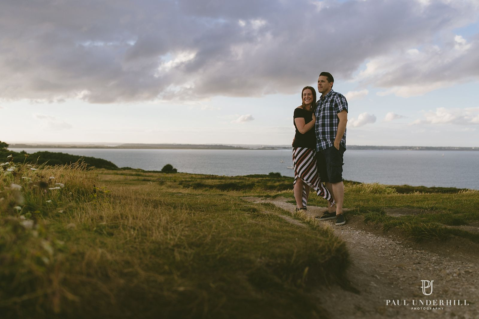 Couple portraits Dorset