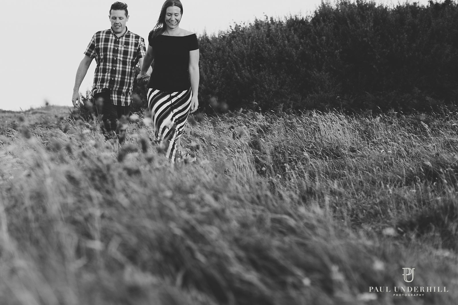Dorset pre-wedding photography