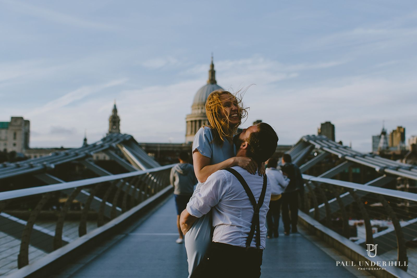 Iconic London cityscape photography