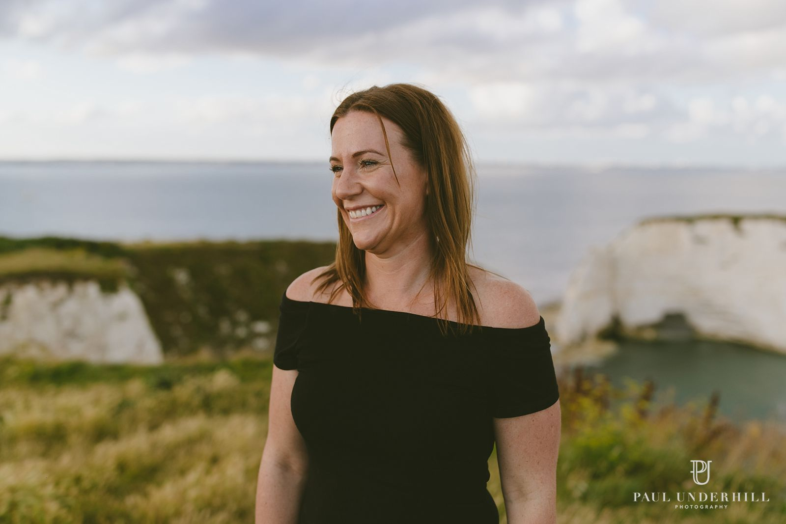 Lifestyle portrait in Dorset