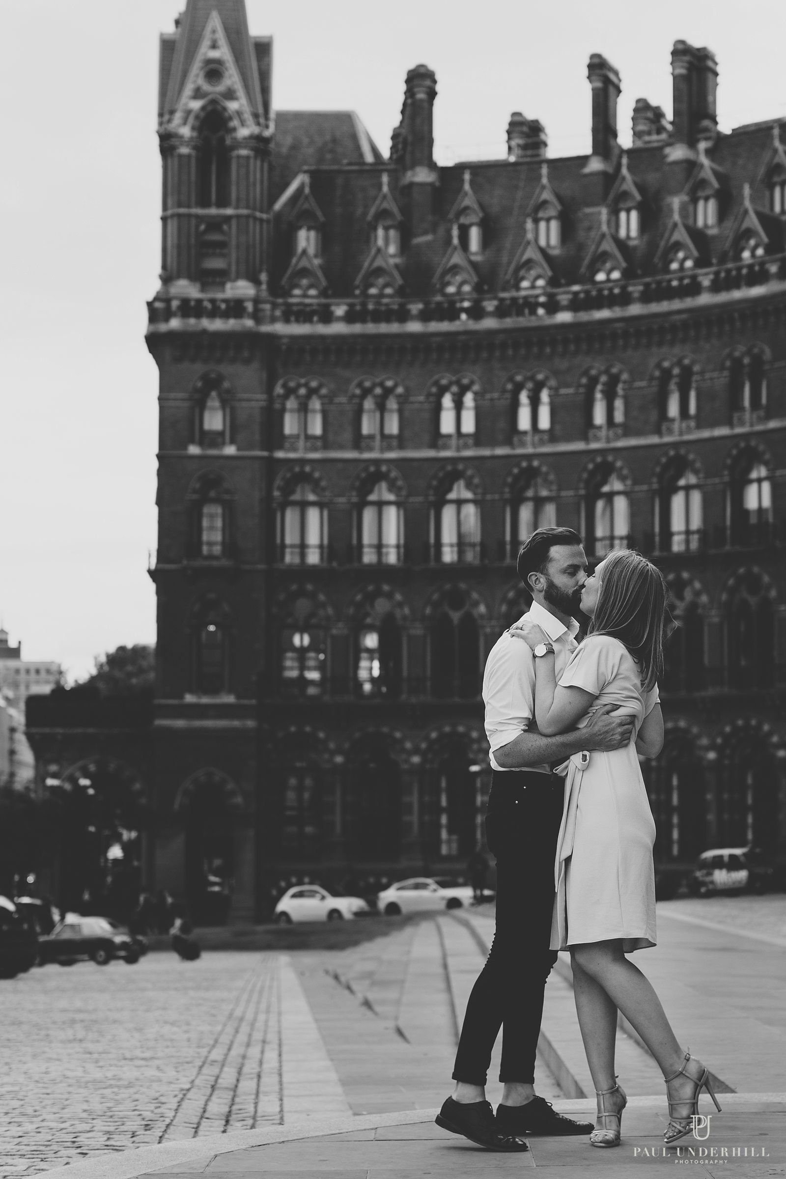 Pre-wedding photography London