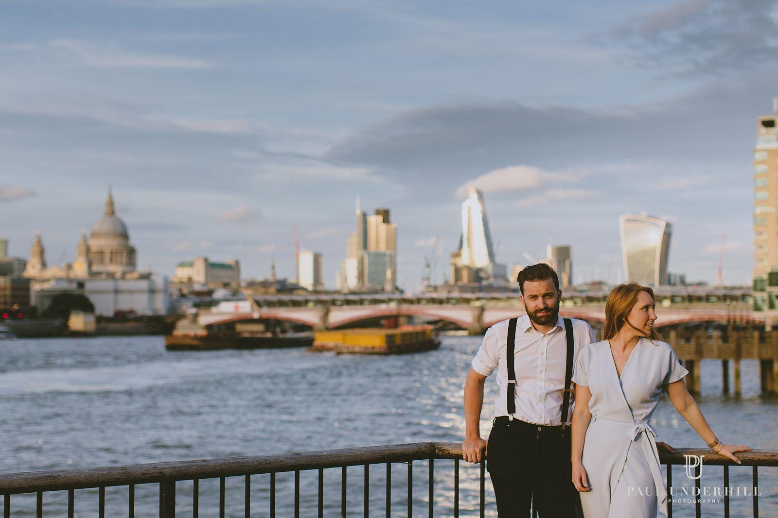 Southbank London portrait photography