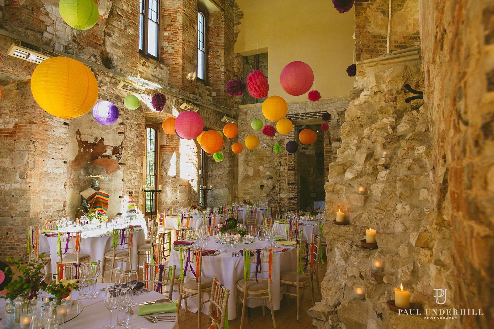 lulworth-castle-wedding-decorations
