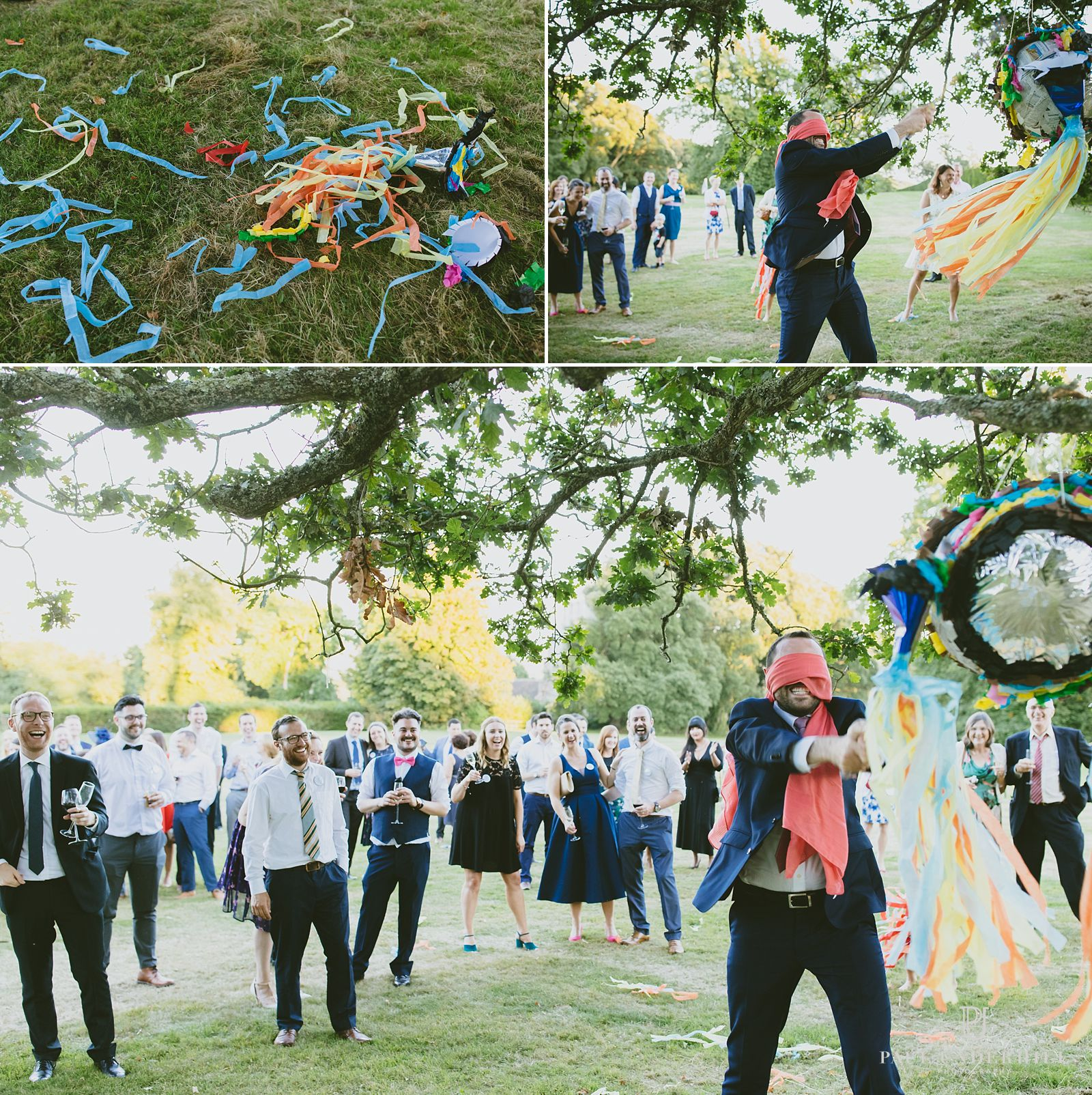 wedding-games-pinata