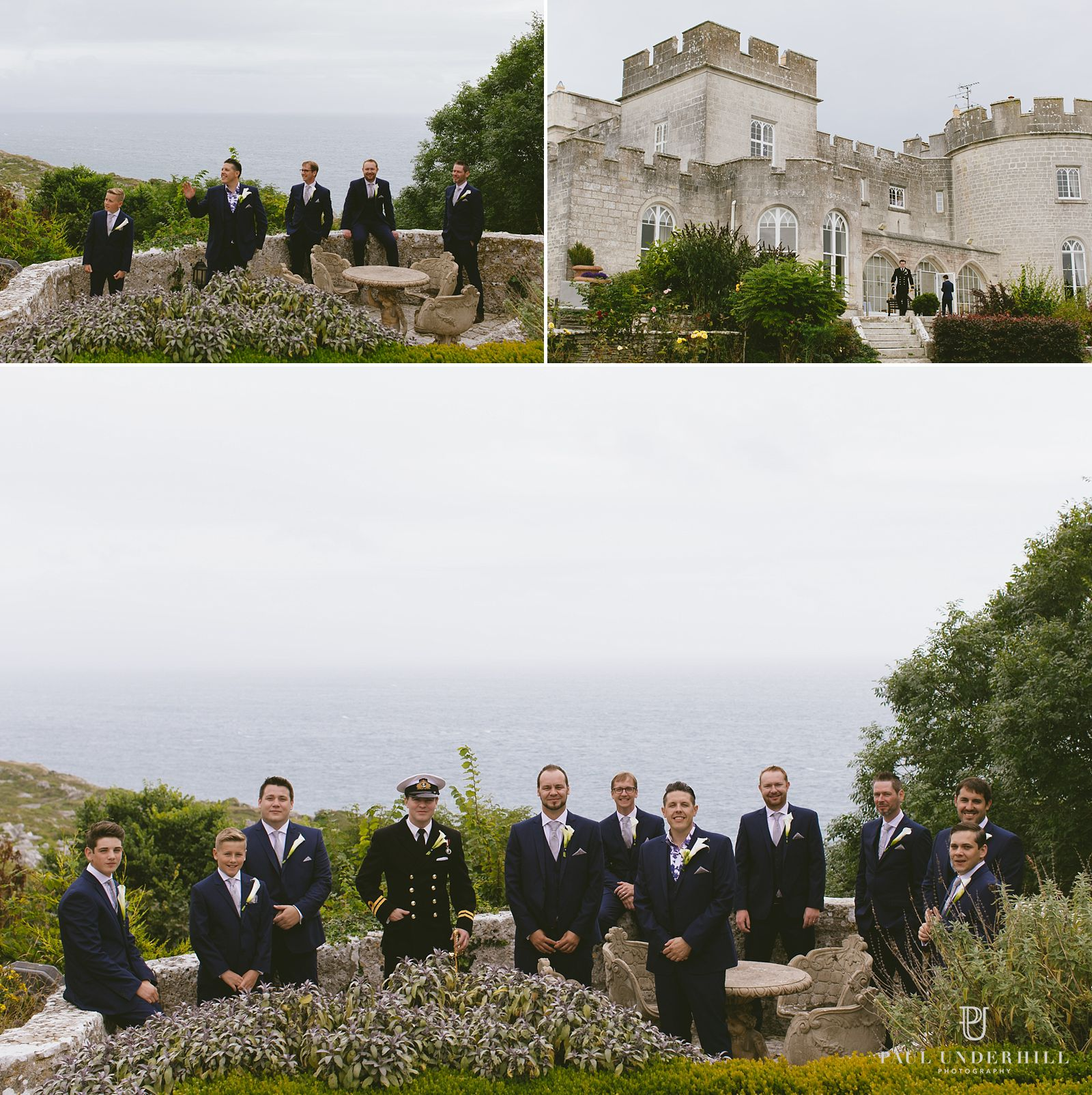 groomsmen-pennsylvania-castle