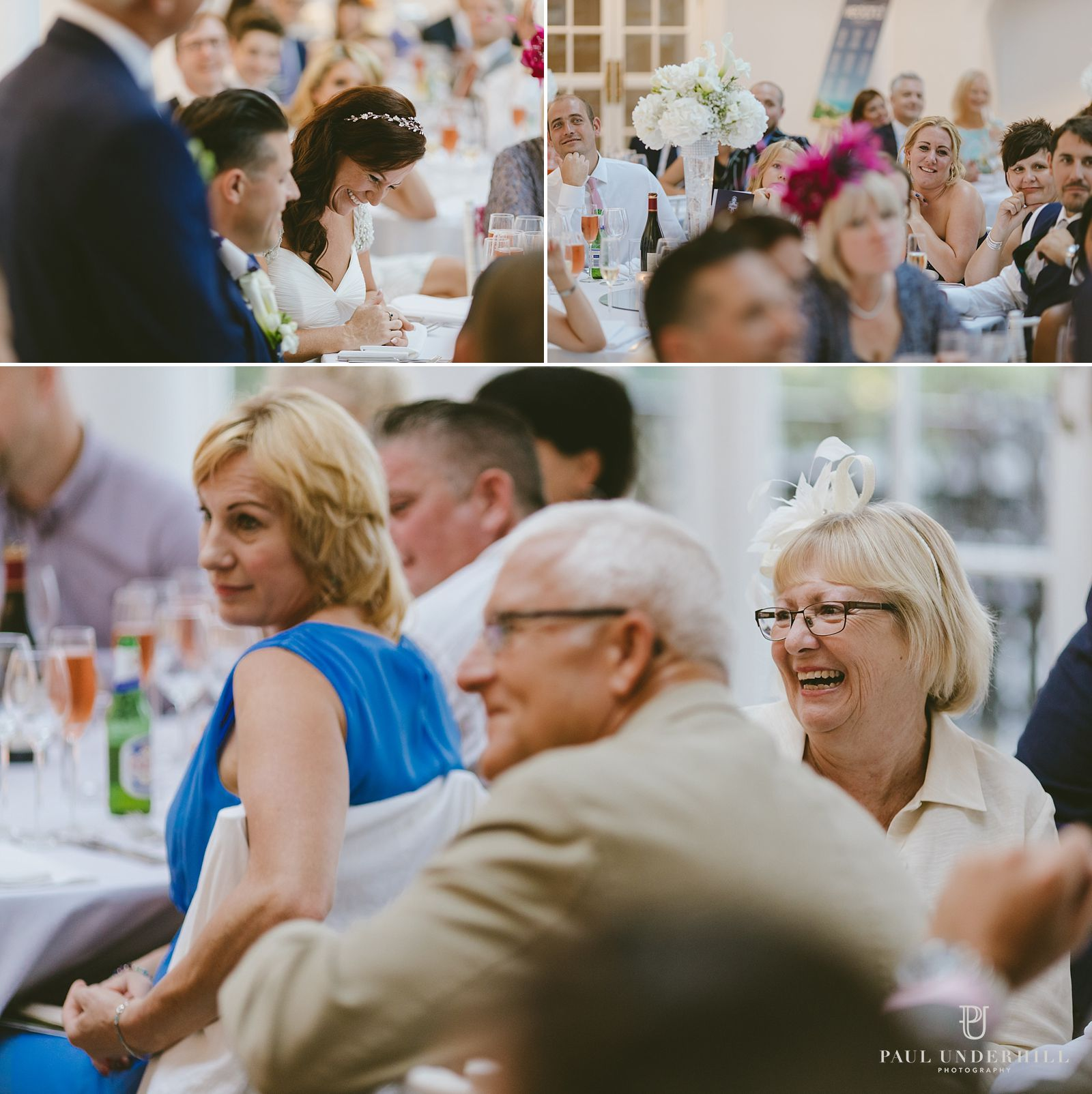 guests-laughing-at-wedding-speeches