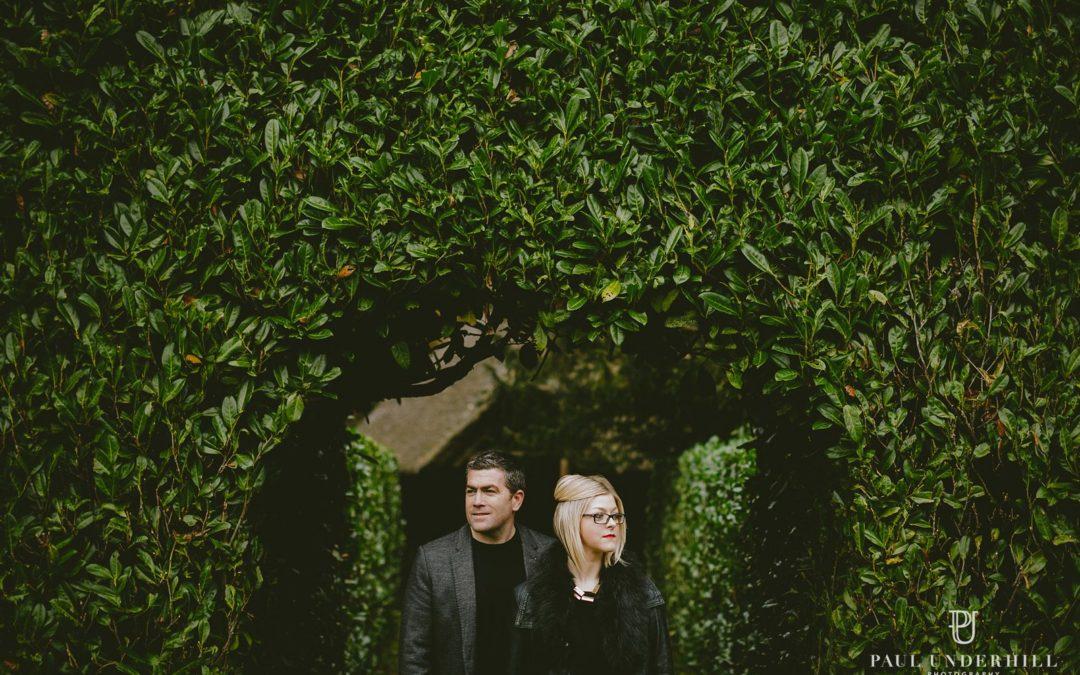 Larmer Tree Gardens pre-wedding photography | Sarah+Jamie