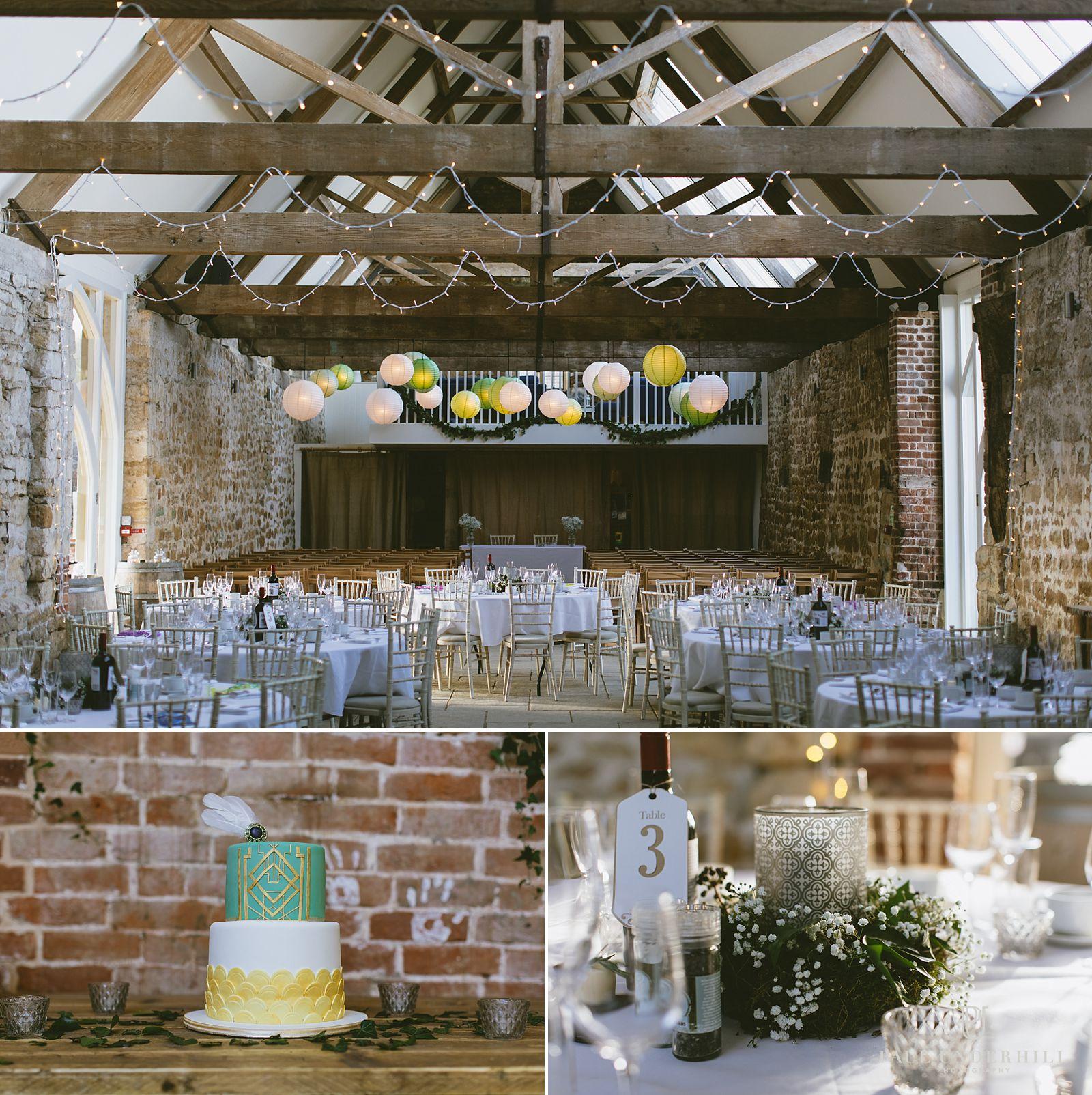 Tithe Barn Symondsbury Estate Wedding