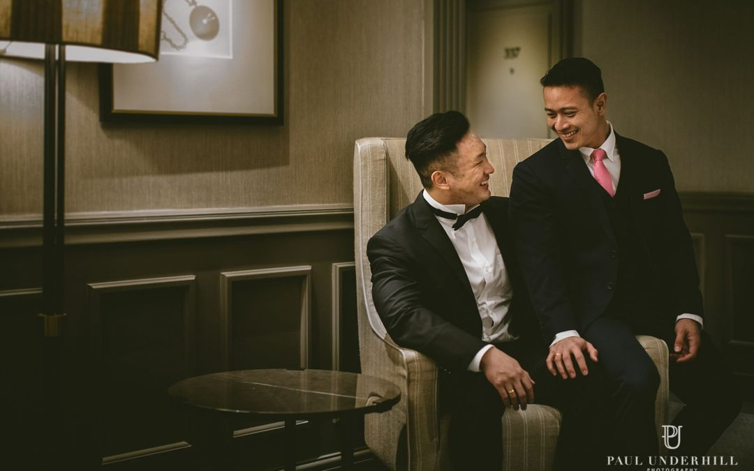 London intimate wedding Mayfair & Soho | Sam+Pat