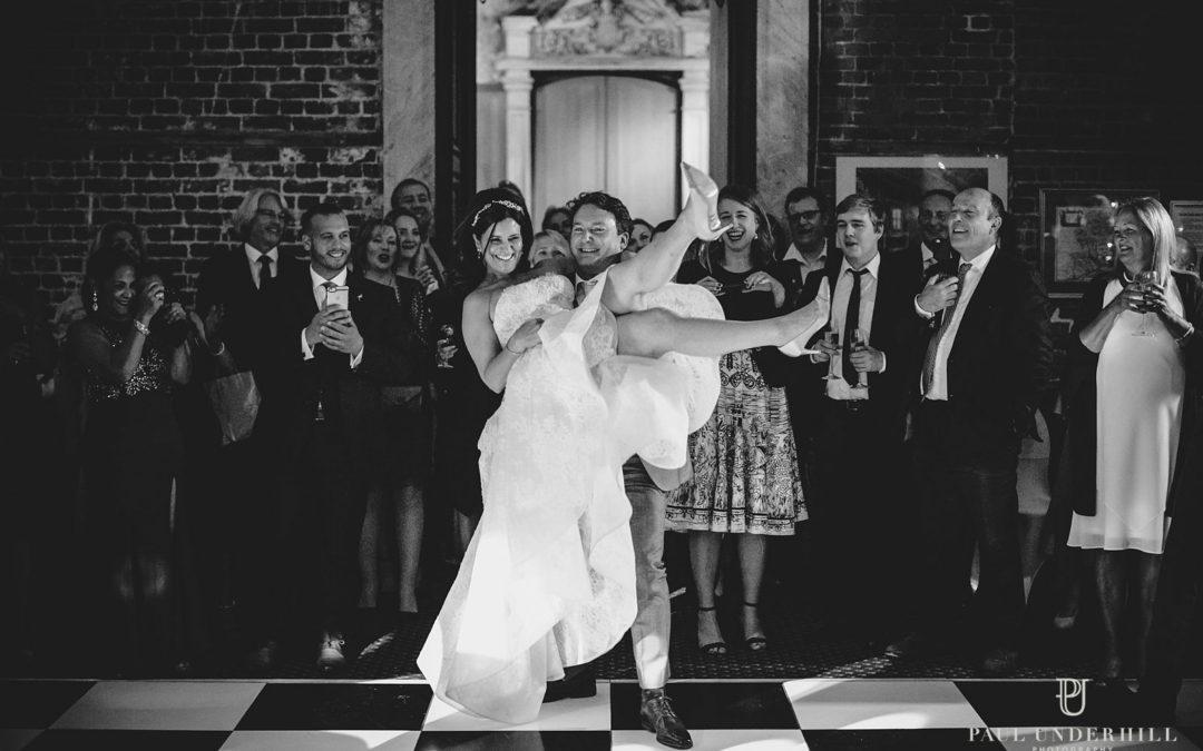 Highcliffe Castle wedding in Dorset | Lisette+Simon