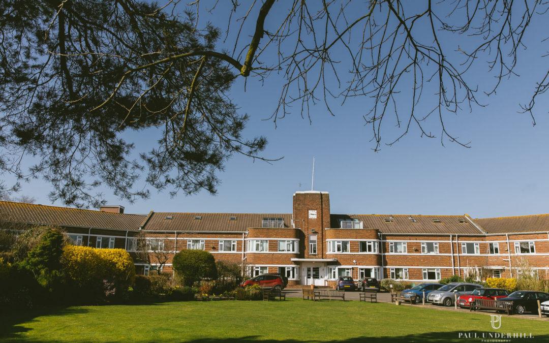 Bournemouth event photography | Nursing home special event