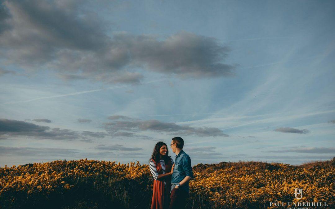Dorset photographers | Pre-wedding photography | Jamie+Pav