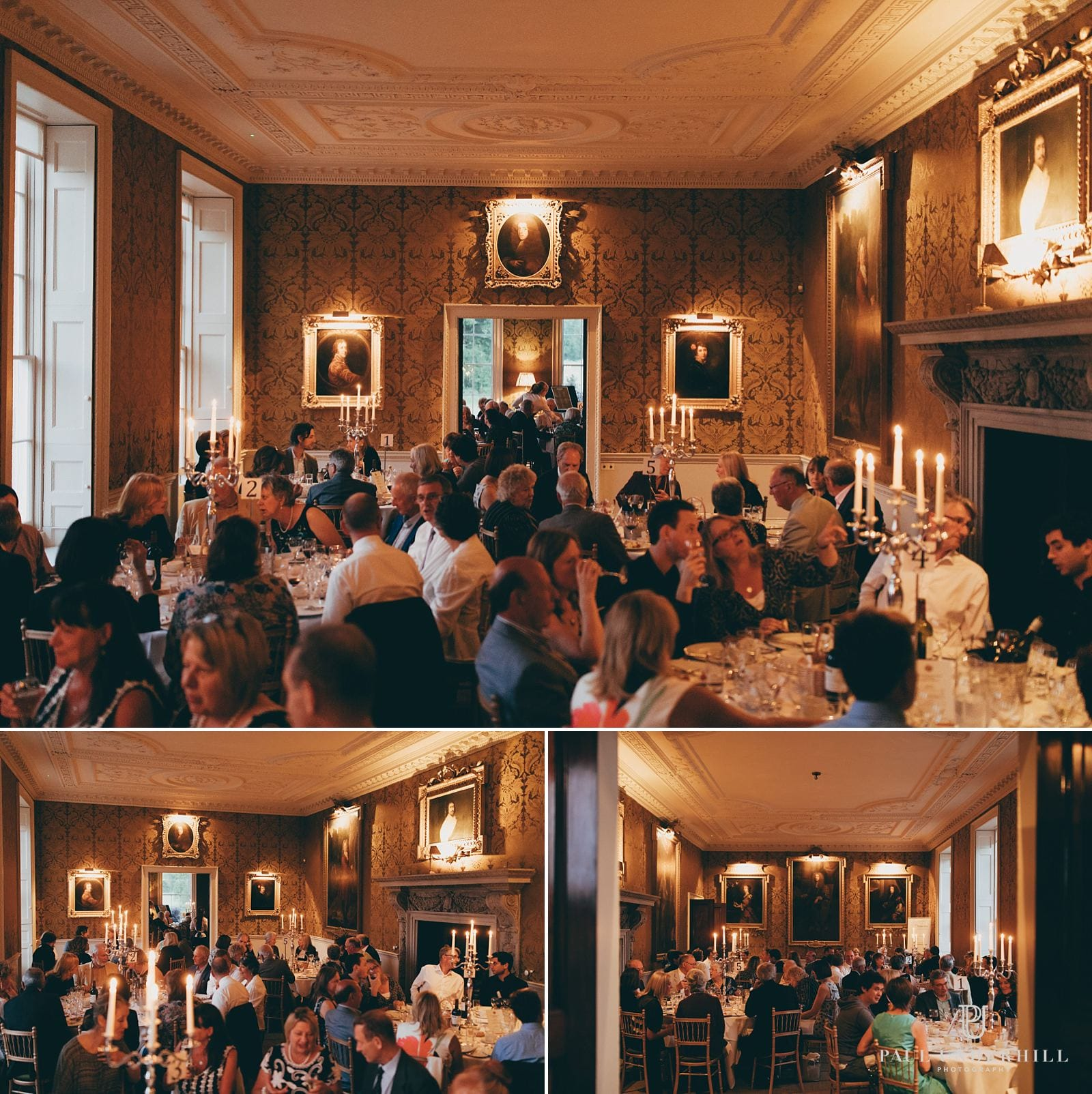 St Giles House Wimborne Events Photography