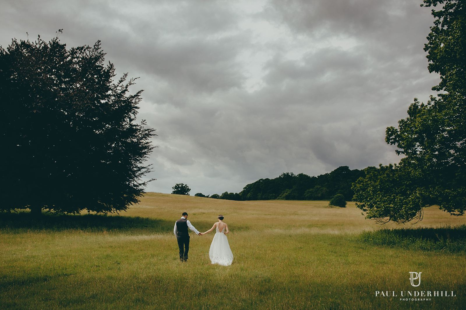 Edmondsham House wedding in Dorset