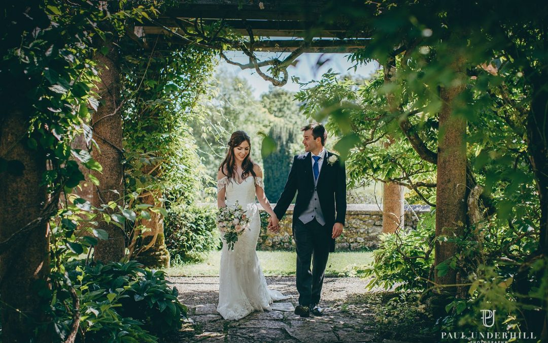 Mapperton House wedding in Dorset | Eve+Mark
