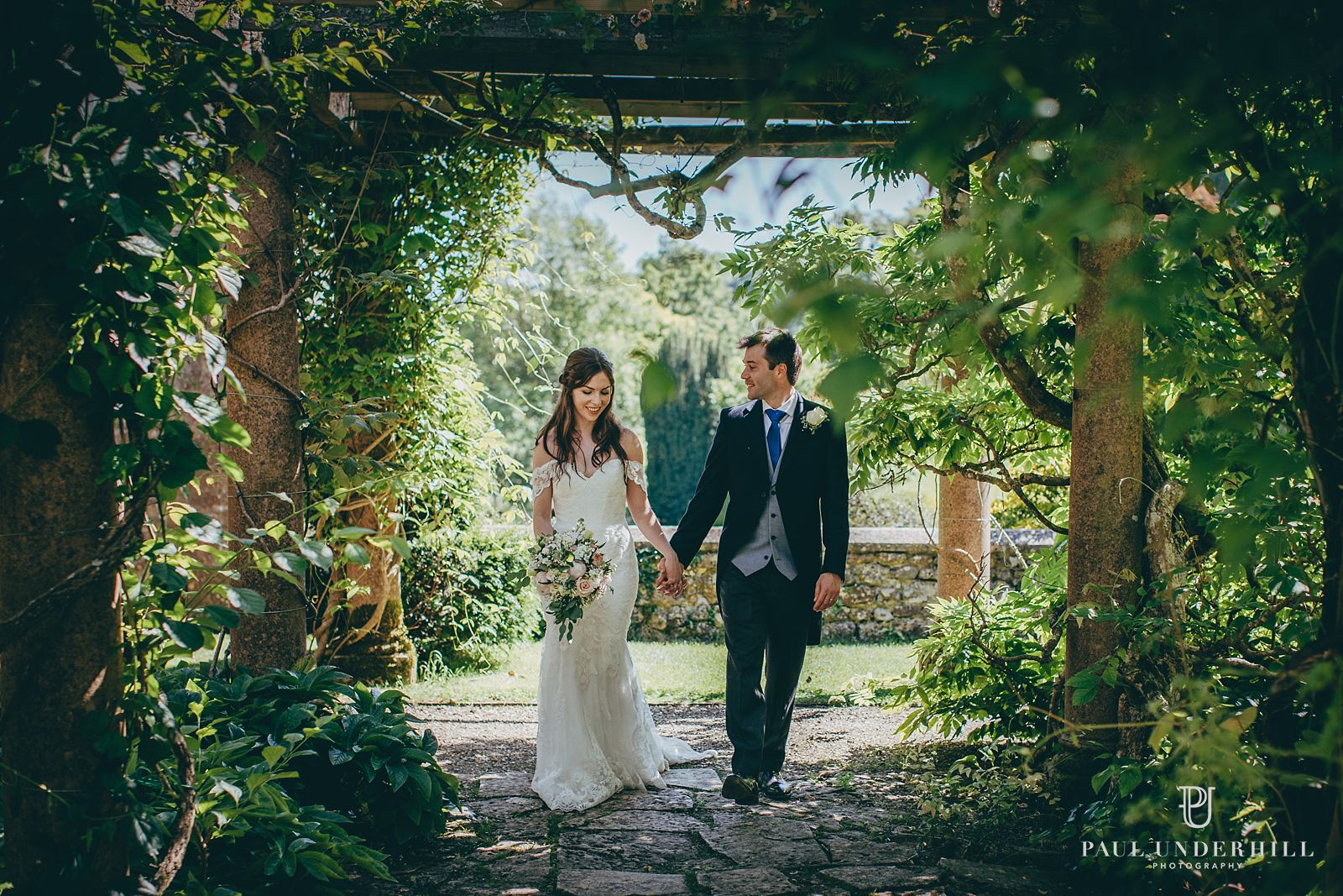Mapperton House weddings in Dorset