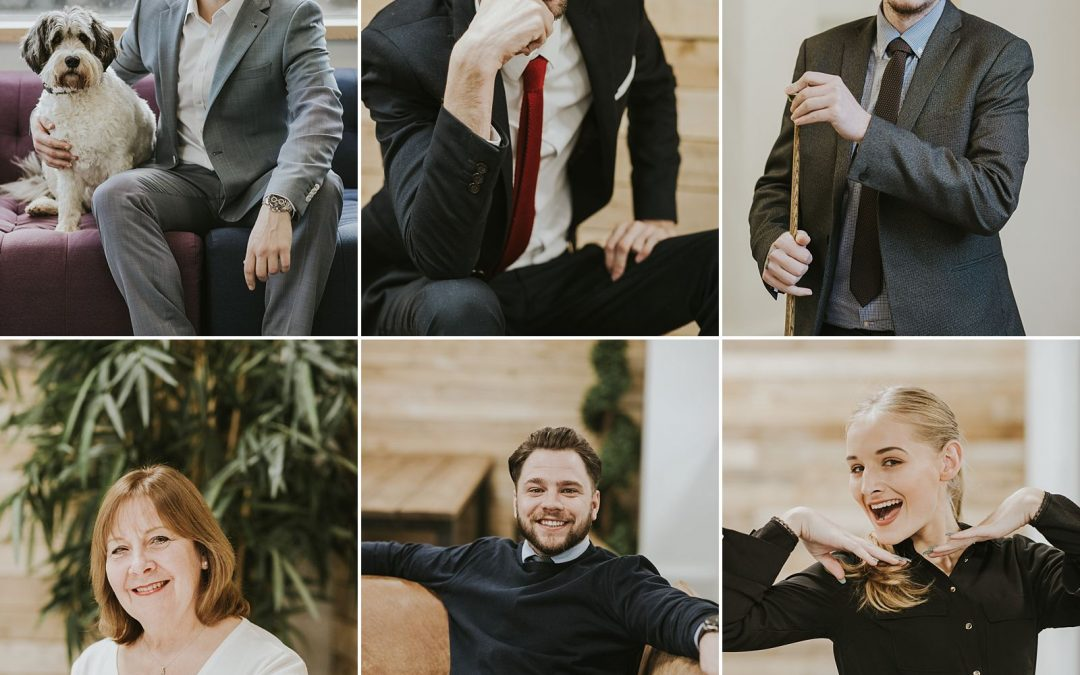 Bournemouth commercial photographer   Corporate lifestyle & portraits