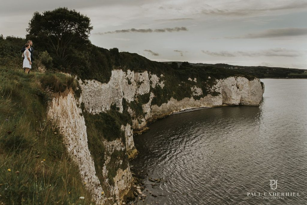 Elopement wedding photography Dorset