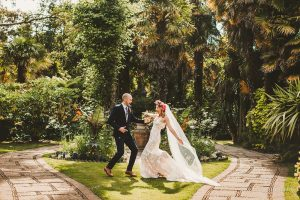 Abbotsbury Subtropcial Gardens wedding photography