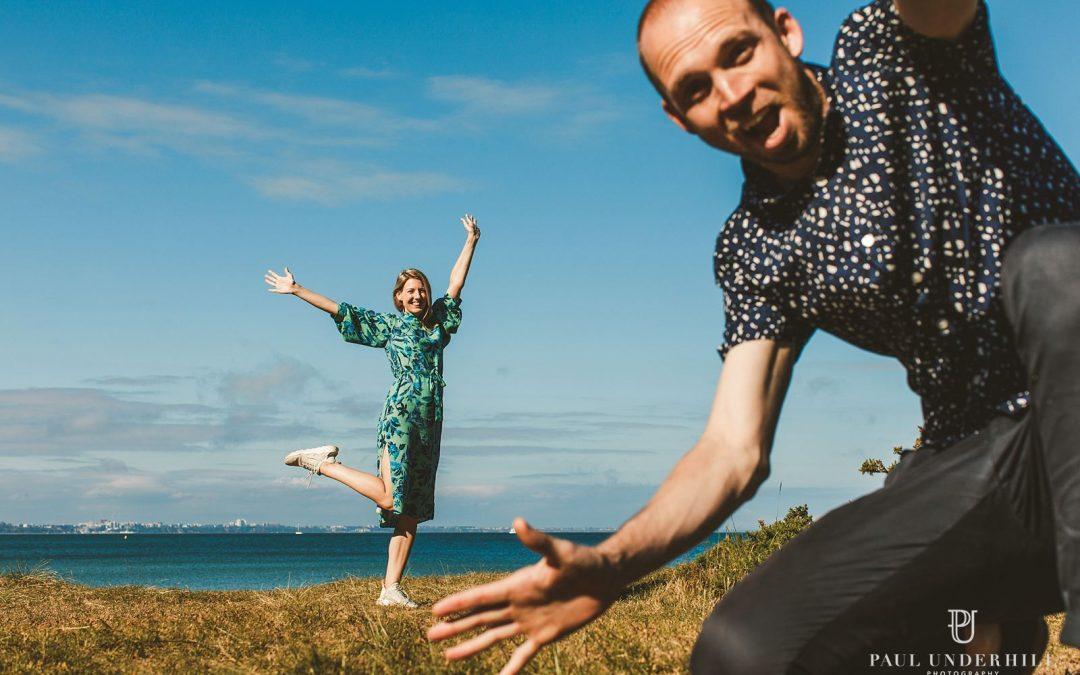 Dorset wedding photographers | Pre-wedding shoot | Fran+Luke