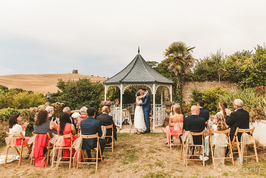 Elopement Wedding Abbotsbury Dorset