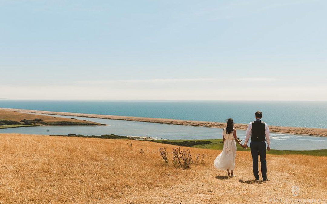 Elopement wedding Abbotsbury Dorset | Isabelle+Jochen