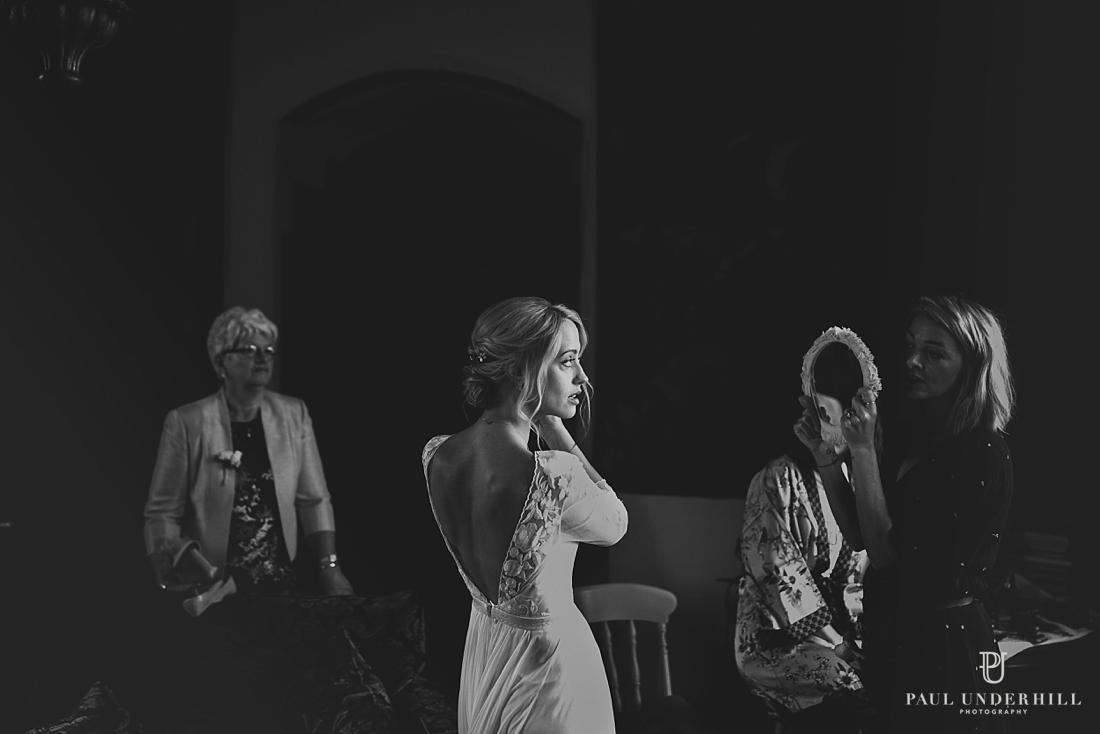 Reportage wedding photography Larmer Tree Gardens