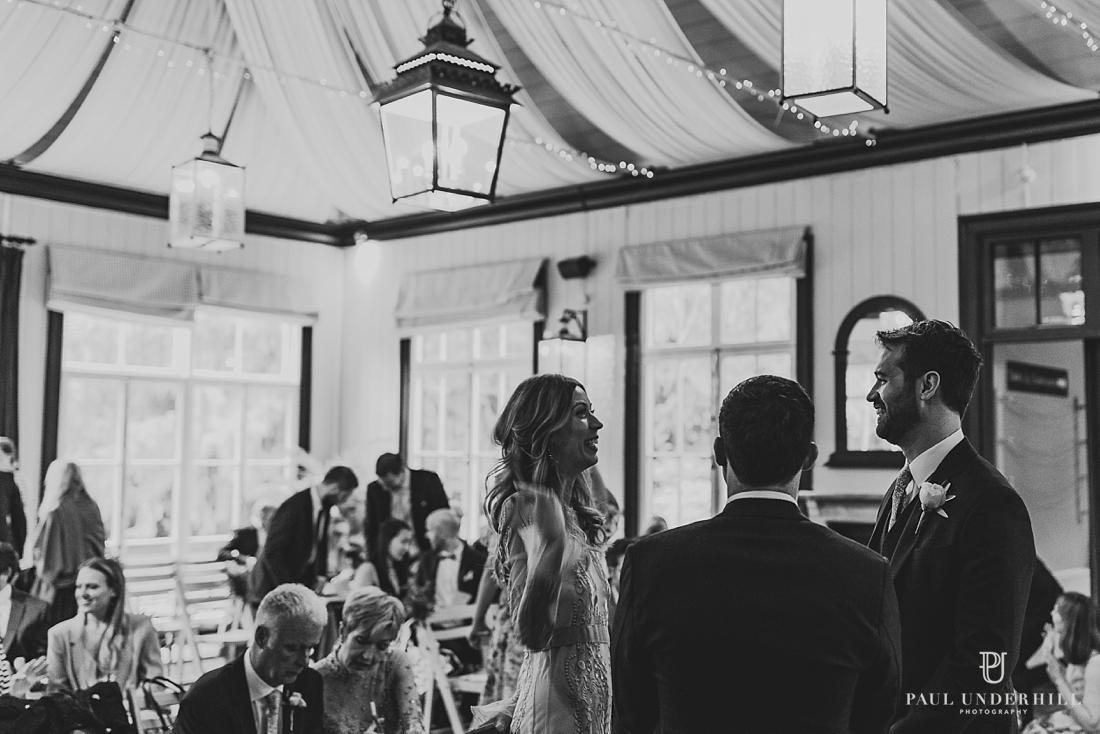 Larmer Tree Gardens wedding ceremony
