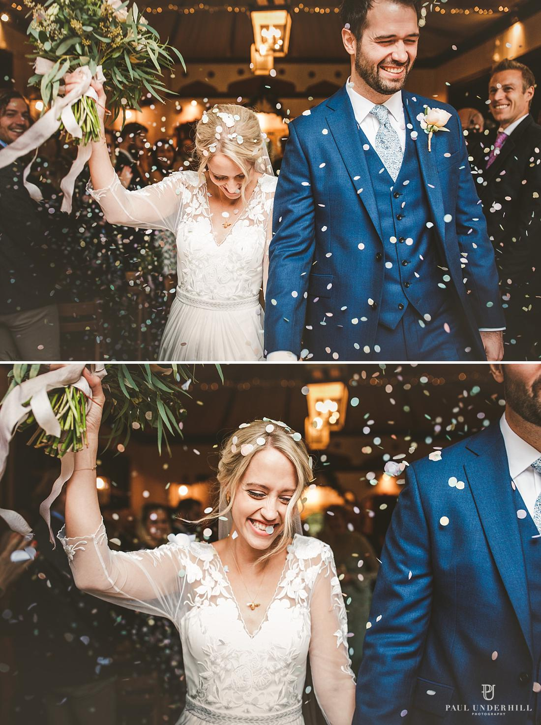 Larmer Tree Gardens wedding photographer