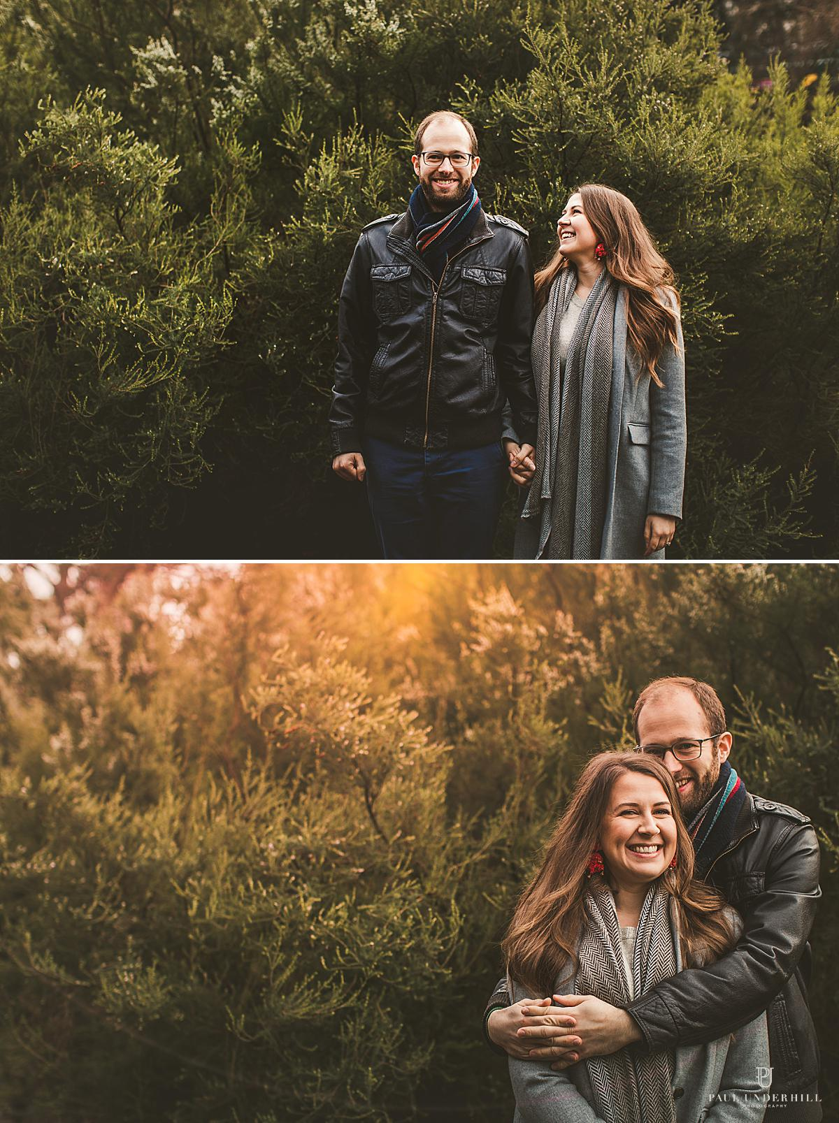 Dorset wedding photographer pre-wedding shoot