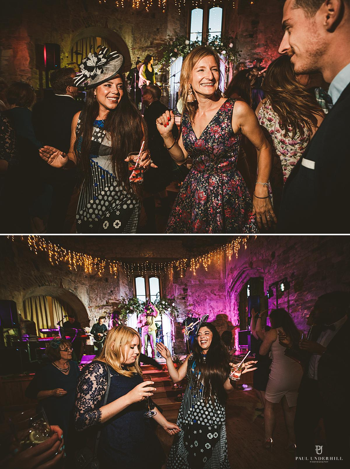 Dorset wedding photography at Lulworth Castle