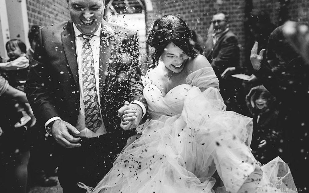 London wedding photographer | Winter weddings | Lynne+Dan