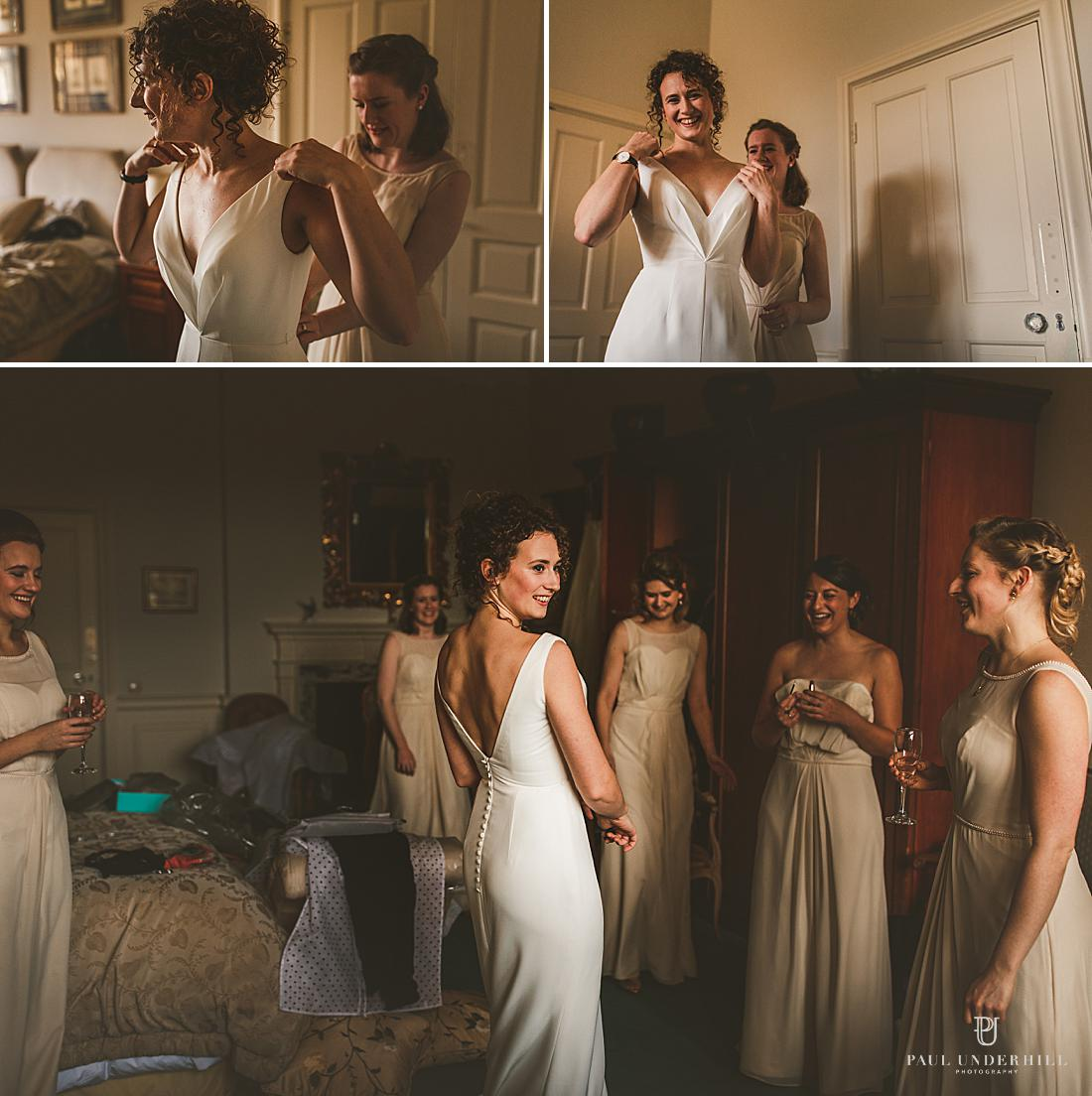 Minterne House wedding in Dorset
