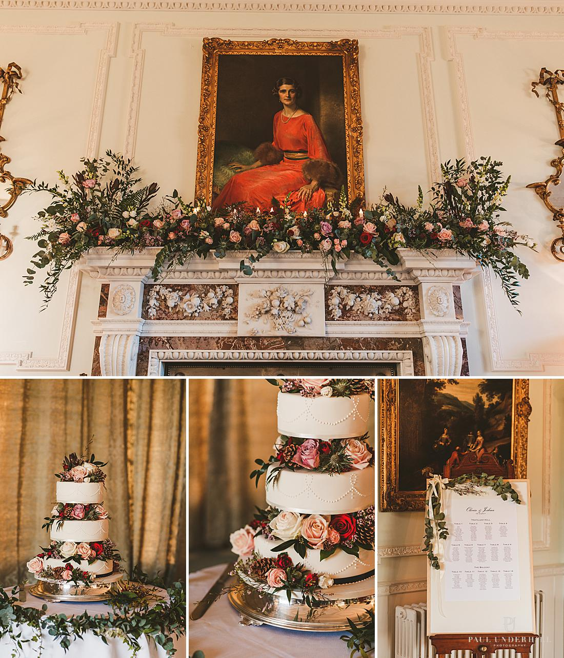 Dorset wedding photography Minterne House