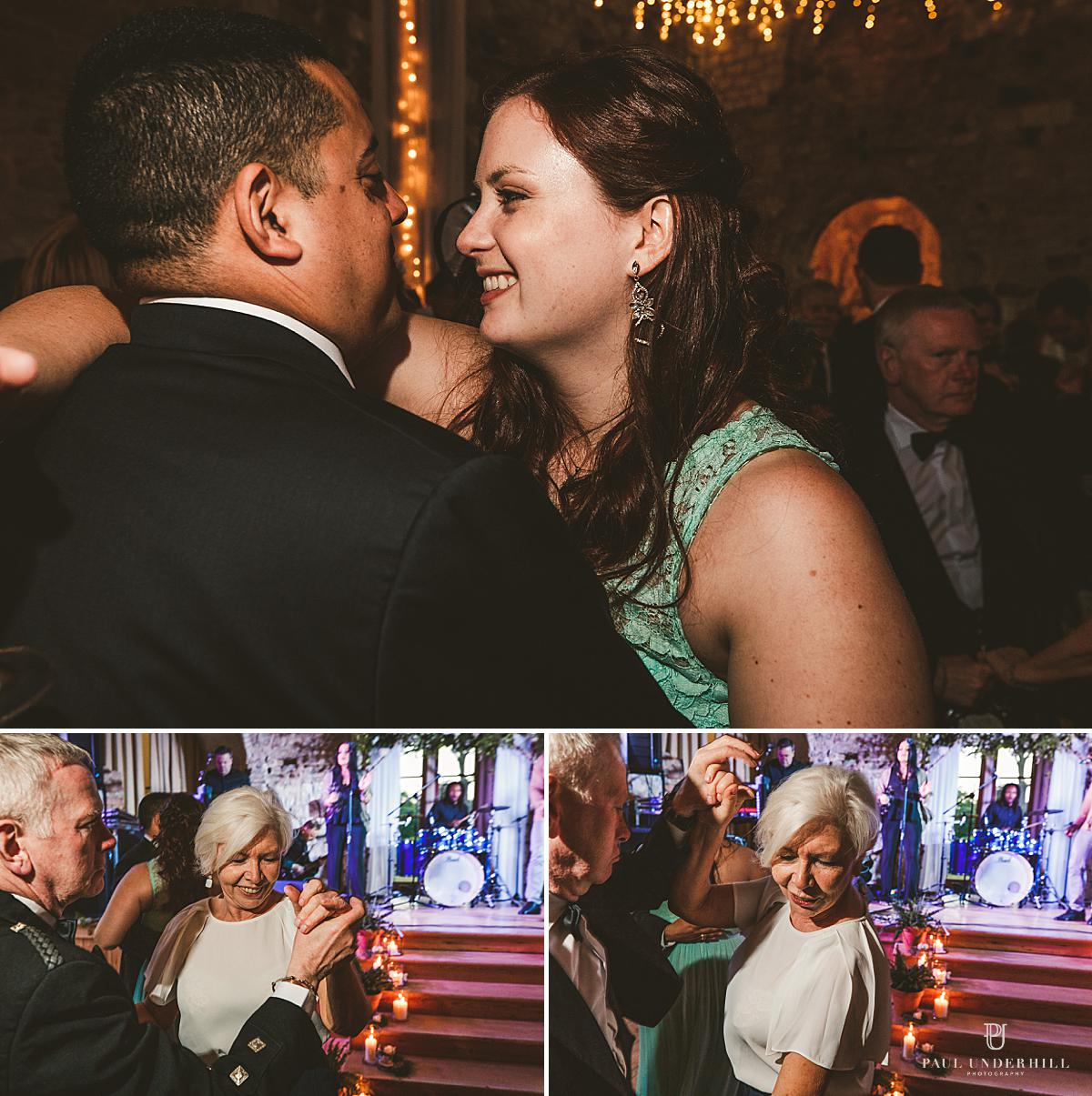 Lulworth Castle wedding photography