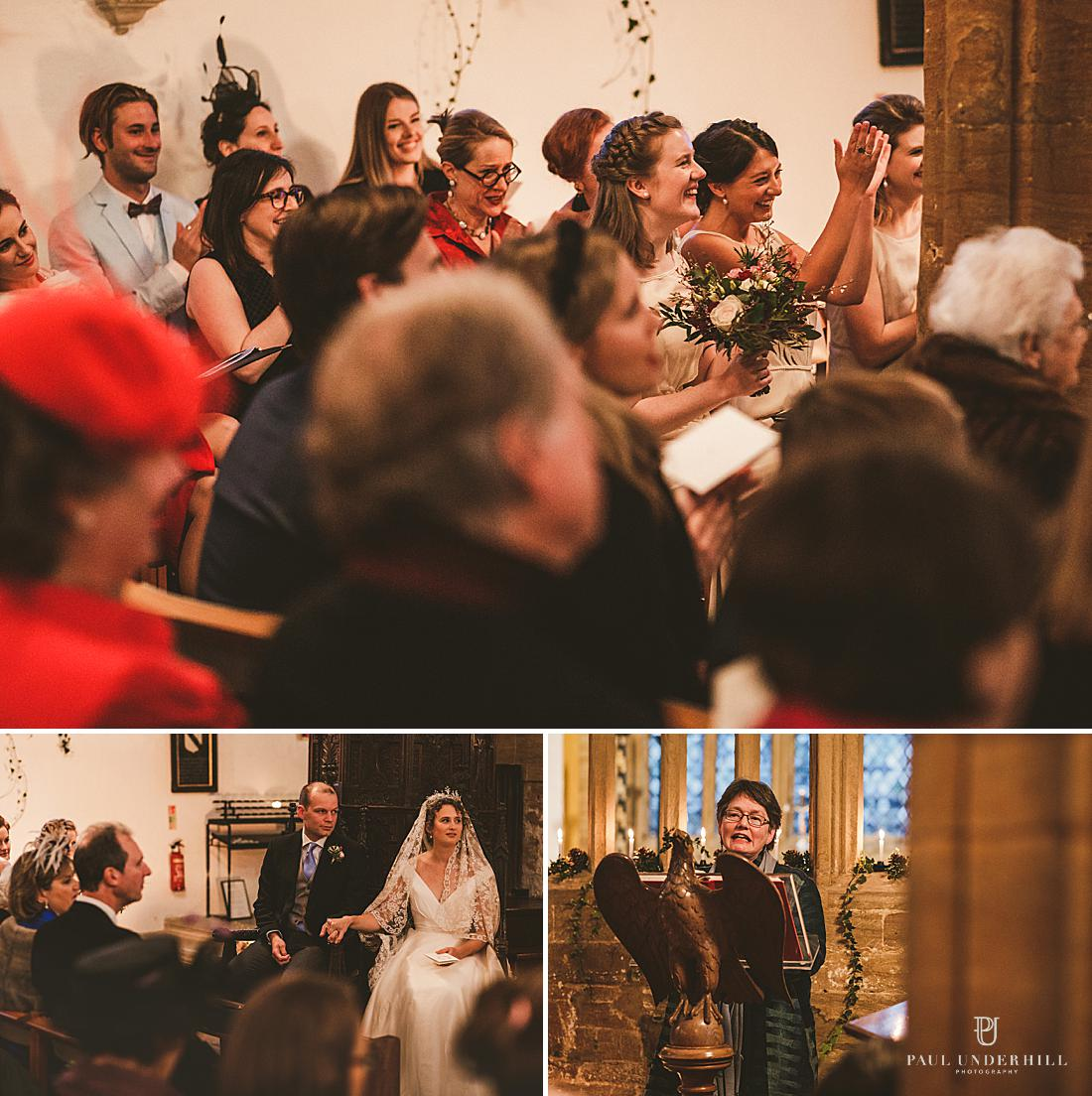 Documentary wedding photographer Dorset