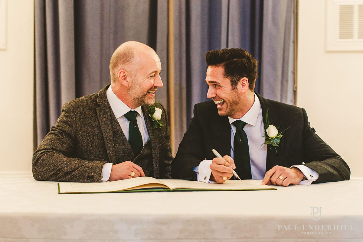 Documentary photography same-sex marriage London
