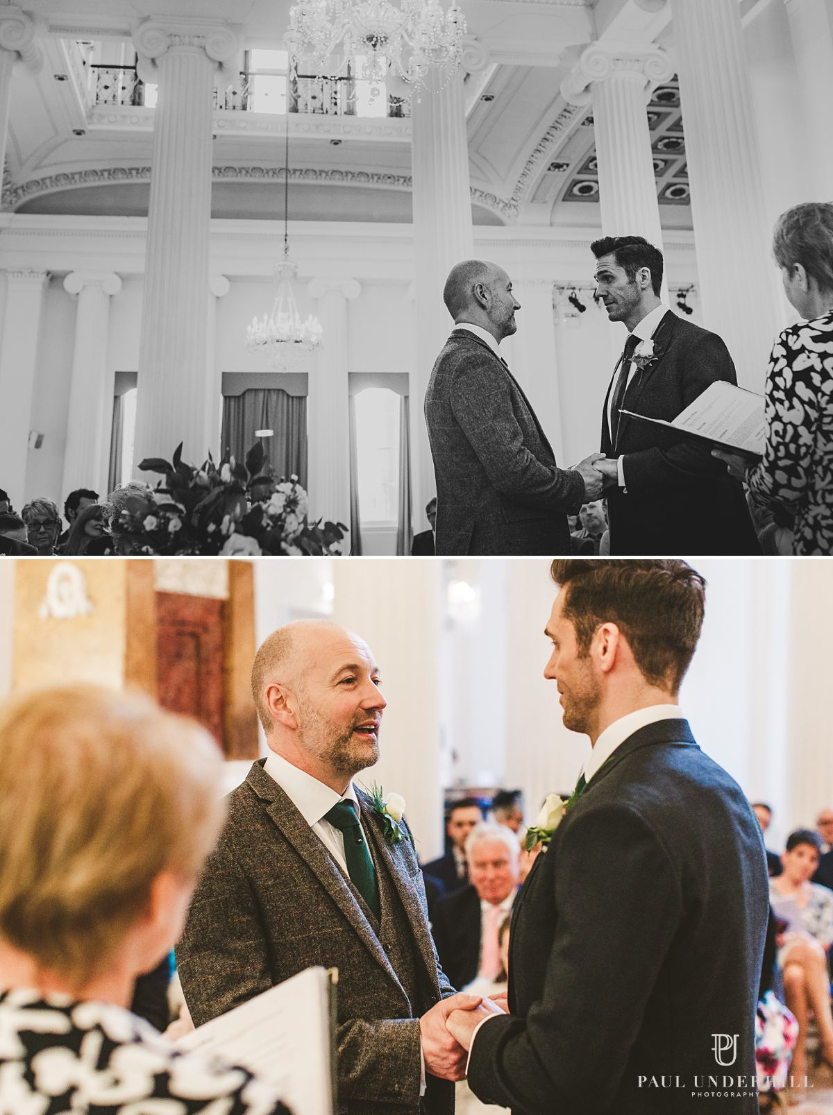 London gay wedding photography