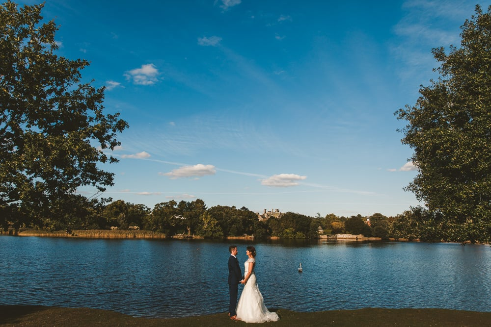 New Forest wedding photographers Beaulieu